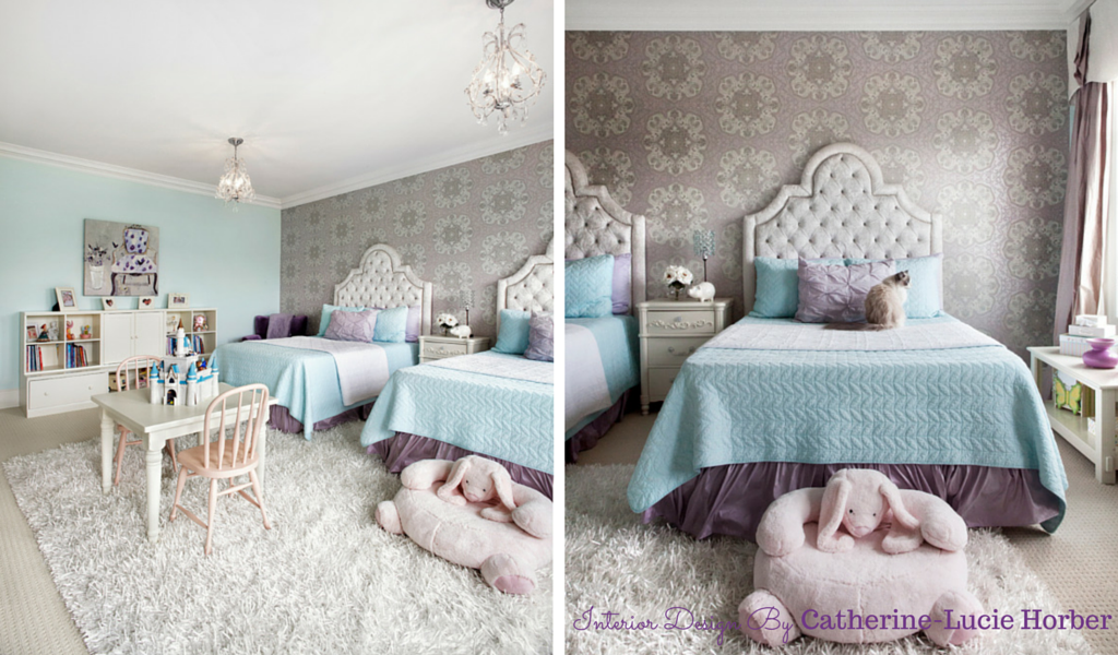 Frozen Bedroom by Catherine-Lucie Horber